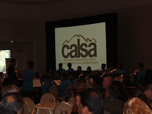 CALSA uses i-Attend